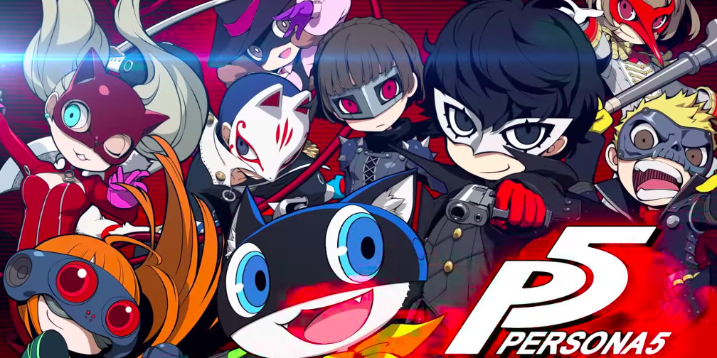 Persona Q2: Cinema Labyrinth launches in Japan this fall - Polygon