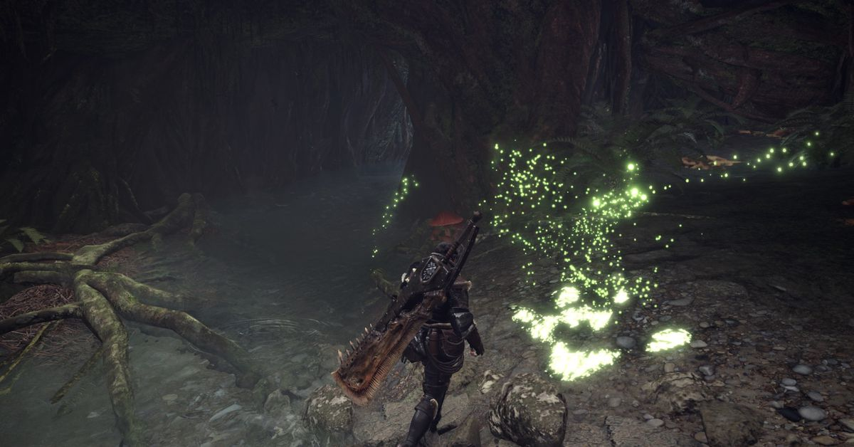Monster Hunter World Guide Expeditions Polygon