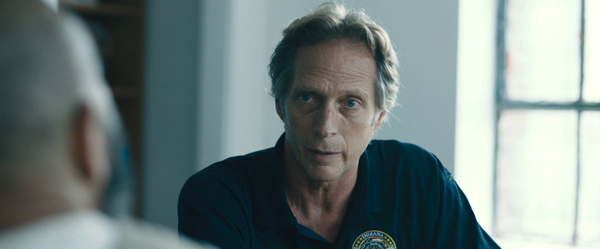 """William Fichtner plays an investigator keeping tabs on gang rivalries in """"O.G."""" 