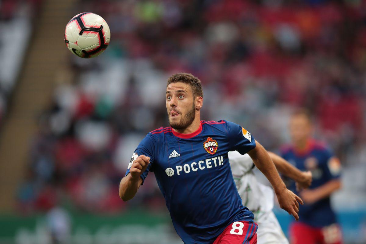 FC Rubin Kazan vs PFC CSKA Moscow - Russian Premier League
