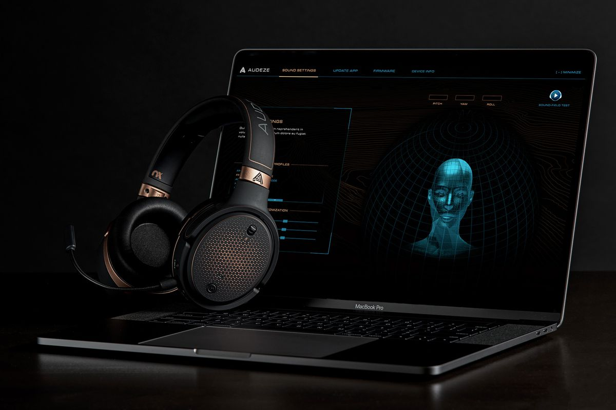 audeze's new mobius headphones have amazing 3d sound processing