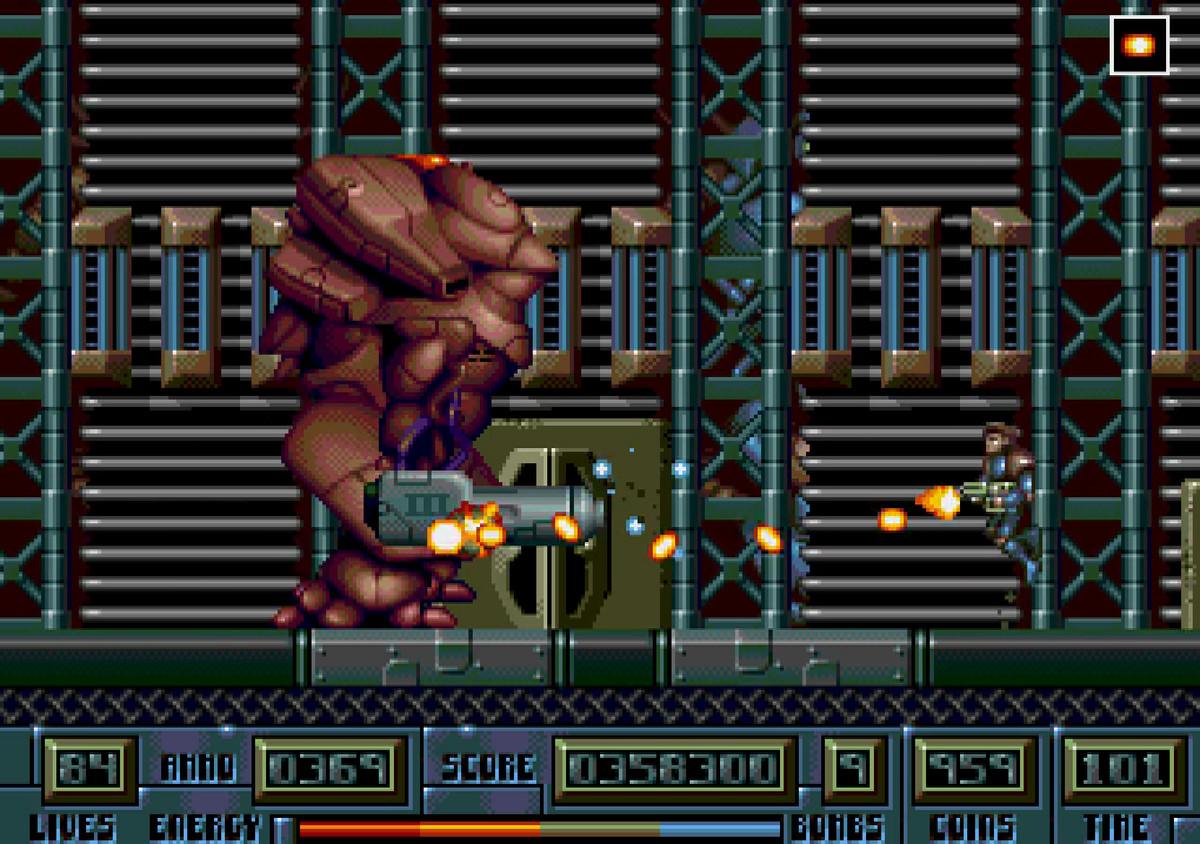 Unearthing Hardcore, DICE's long-lost Sega Genesis shooter