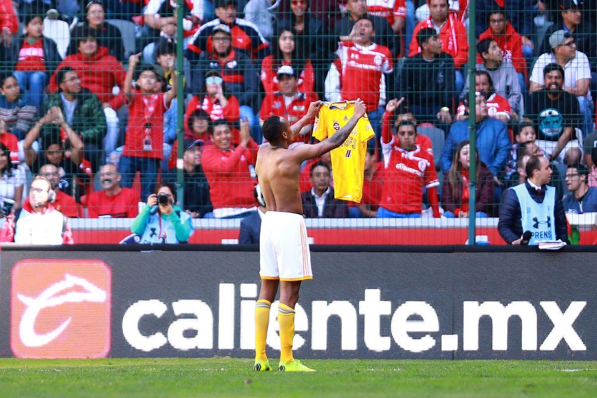 Toluca v Tigres UANL - Torneo Clausura 2019 Liga MX
