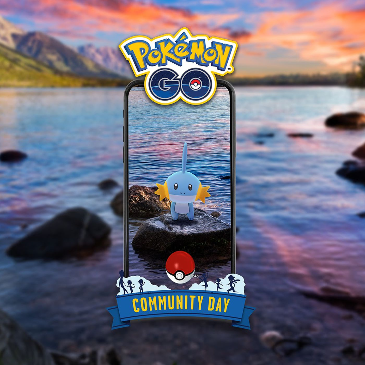 Pokémon Go July Community Day will feature Mudkip - Polygon