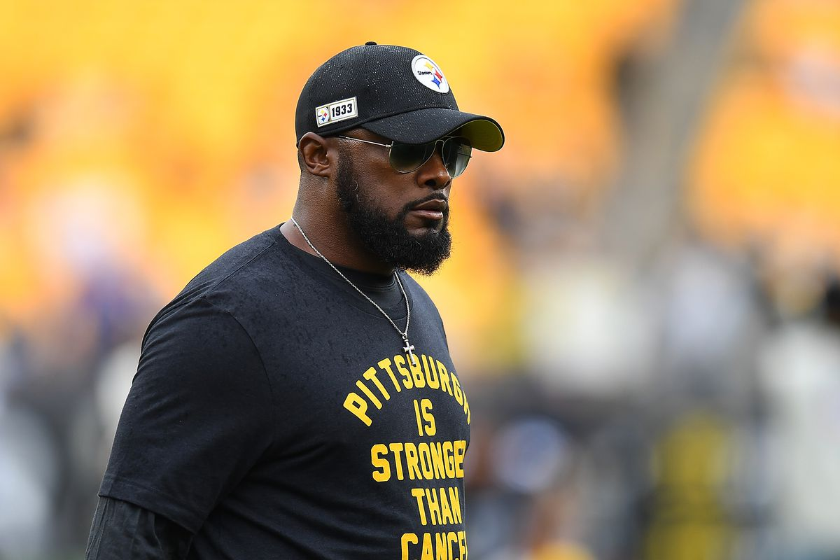 Mike Tomlin On Short List For Head Coach Of The Washington