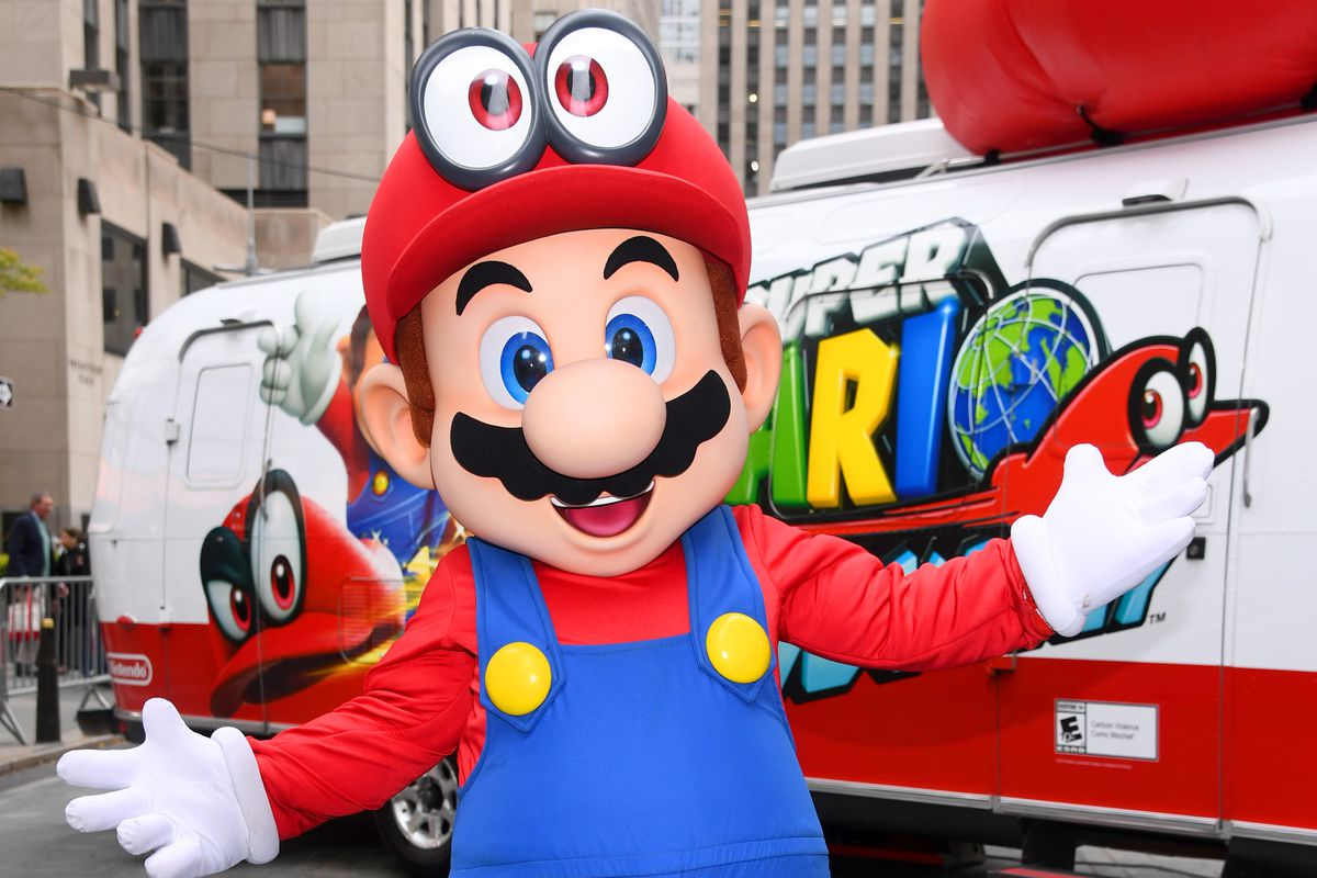 An Animated Mario Movie Is On The Way The Ringer