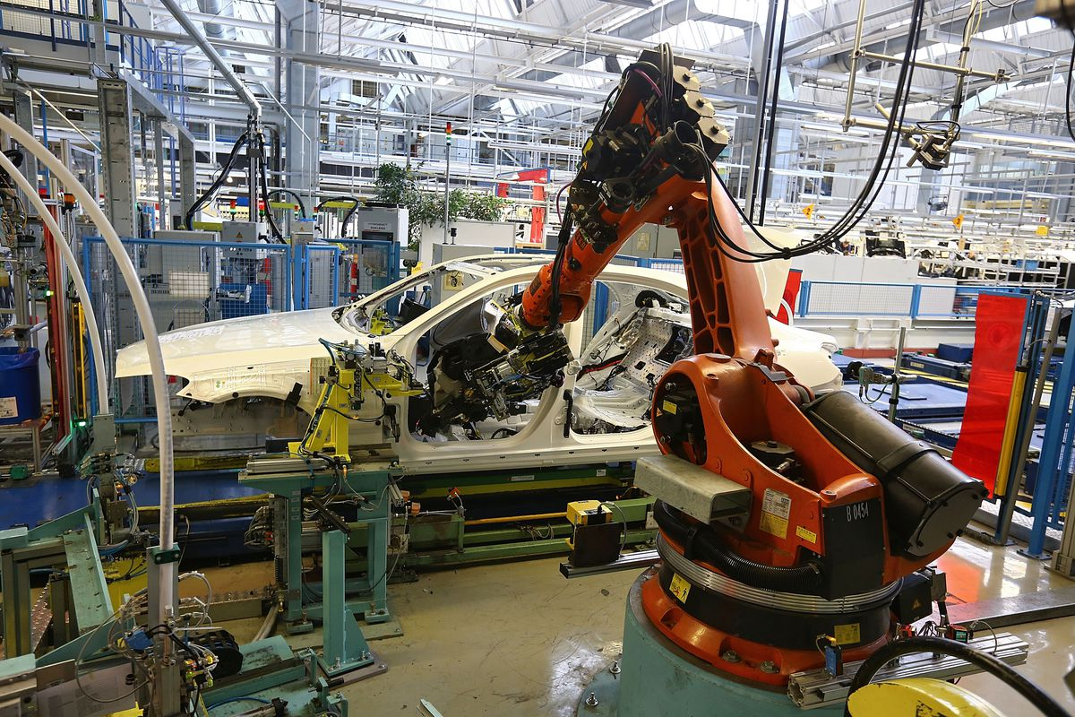 America May Miss Out On The Next Industrial Revolution