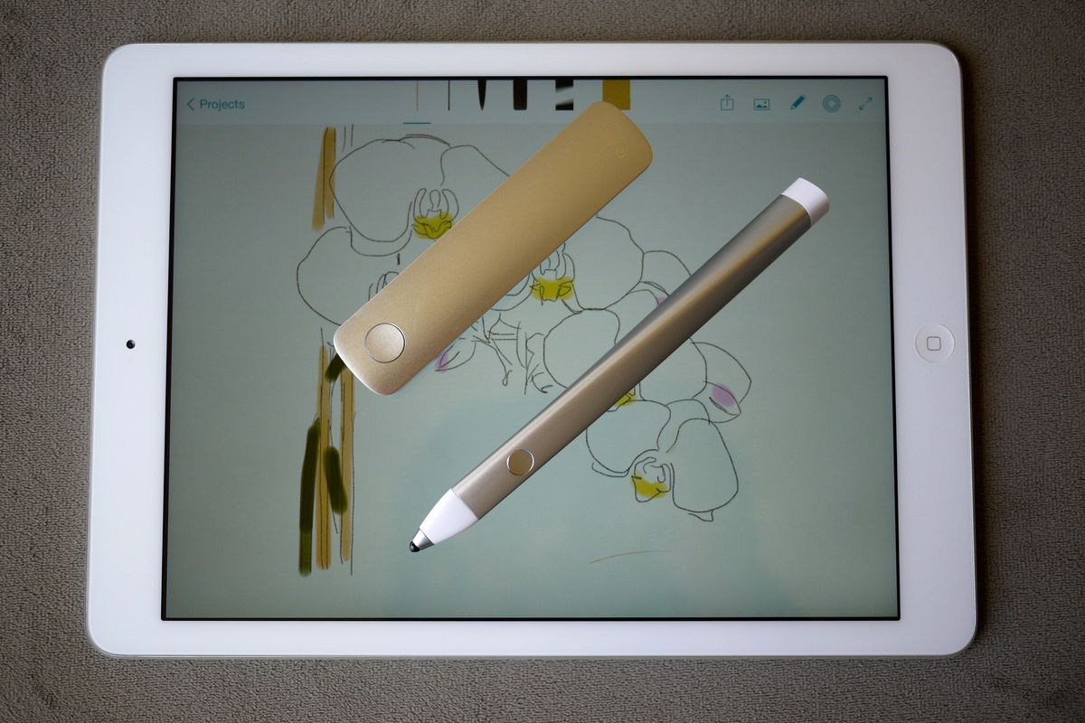 Adobe Goes Back to the Drawing Board With Digital-Ink Pen and Slide Ruler