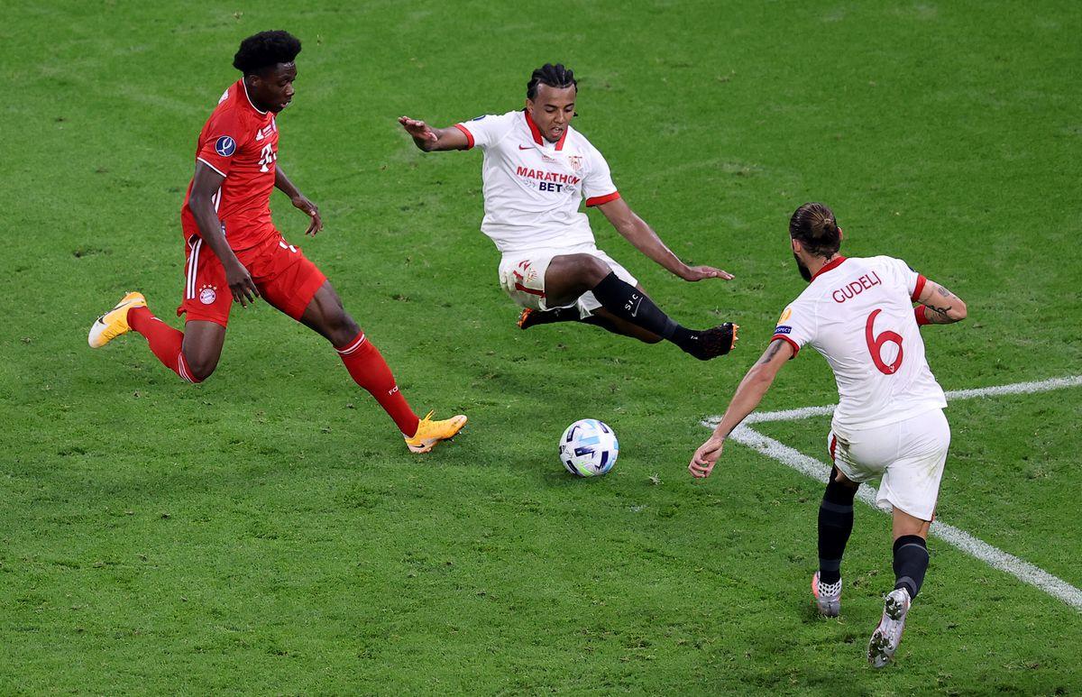FC Bayern Munich v FC Sevilla: UEFA Super Cup 2020