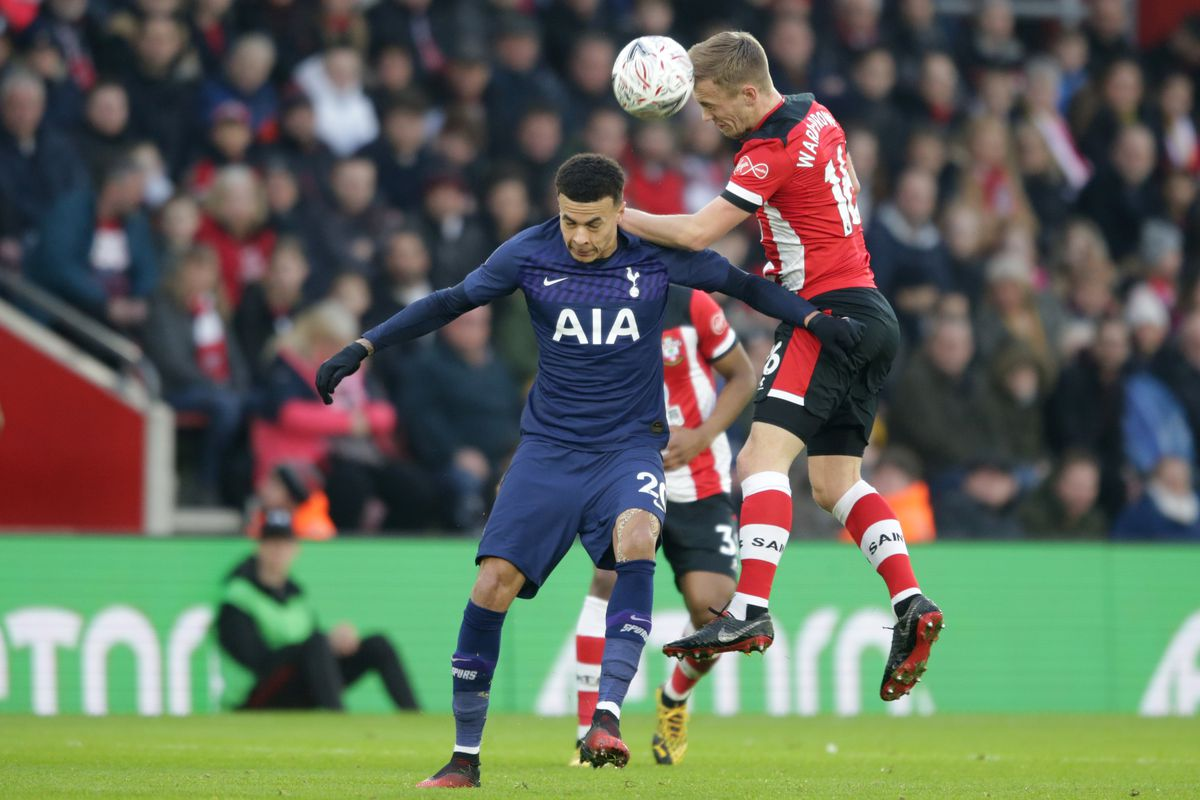 Image result for spurs southampton