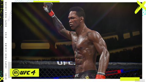 Ea Sports Ufc 4 Release Date Trailer Announced For Ps4 Xbox One Polygon