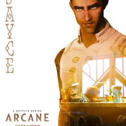 Kevin Alejandro is Jayce