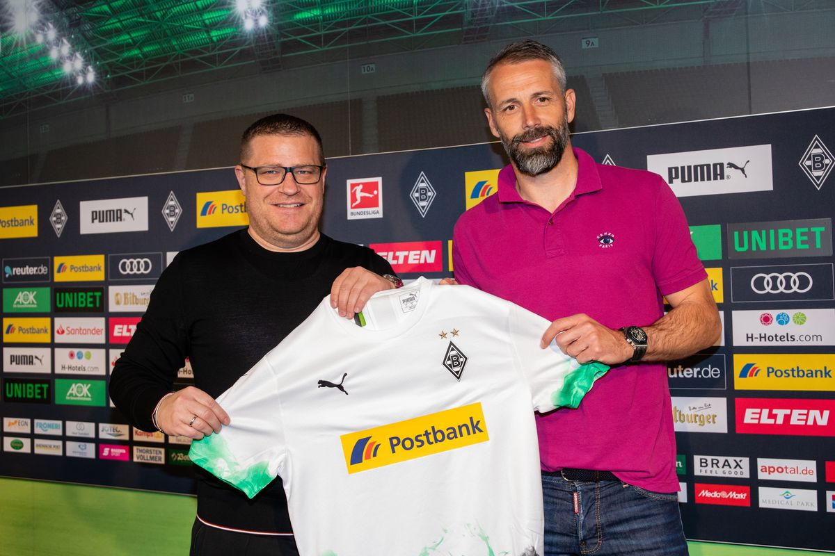Borussia Moenchengladbach Unveils New Head Coach Marco Rose