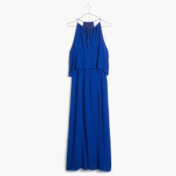 Flutterback overlay dress, $60 (was $148)