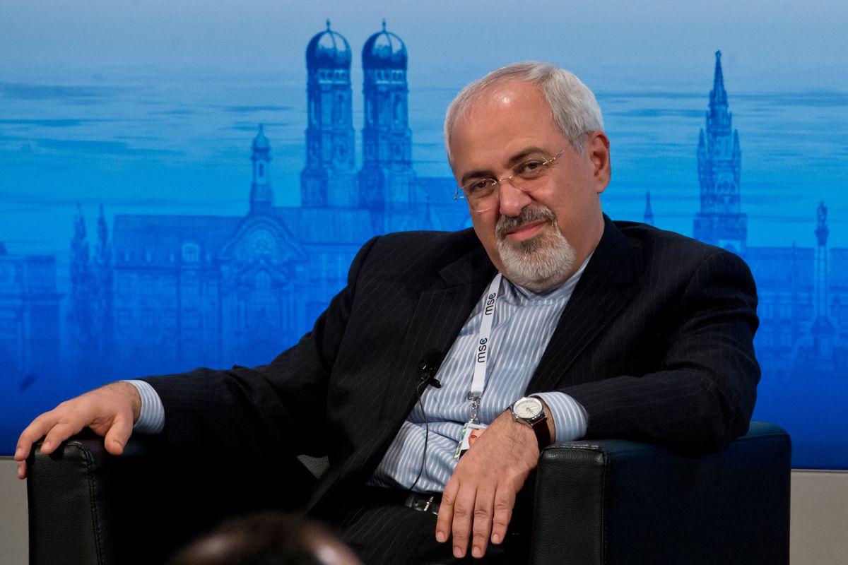 Iranian Foreign Minister Javad Zarif in Munich
