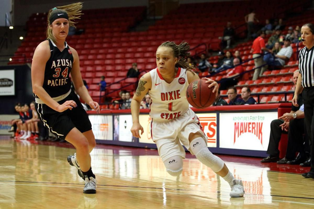 Dixie State basketball: Azusa Pacific uses big second half
