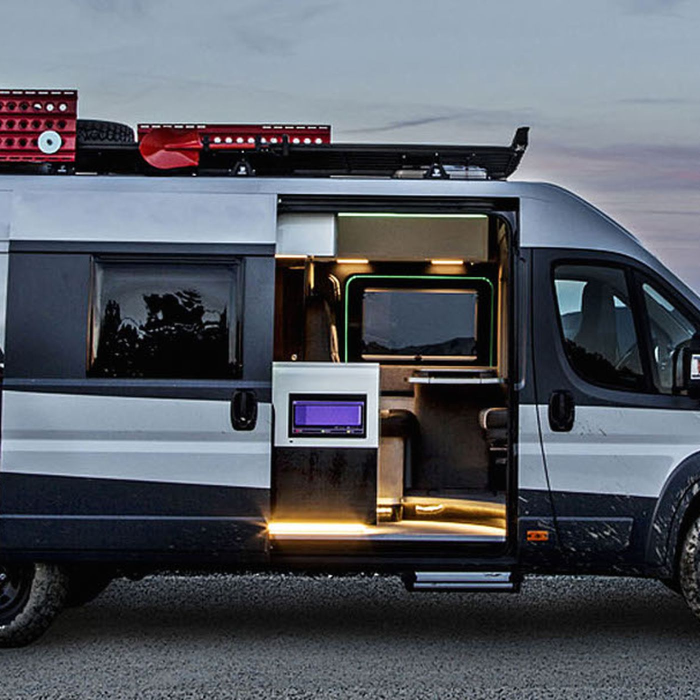 Rvs In Europe 5 Cool Campers You Ll Wish You Could Buy In The U S Curbed