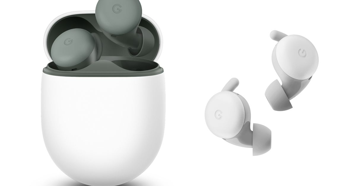 Google announces $99 Pixel Buds A-Series – The Verge
