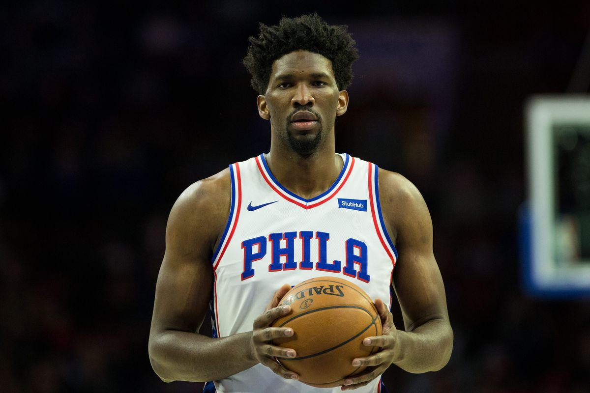 Image result for joel embiid usa today sports