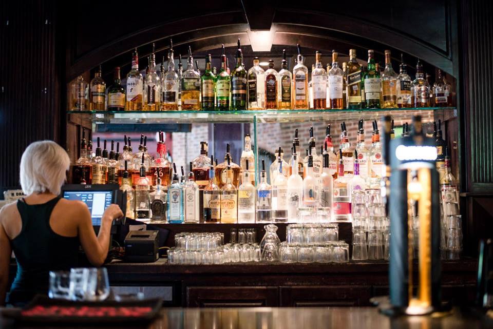 Jack & Ginger's bar