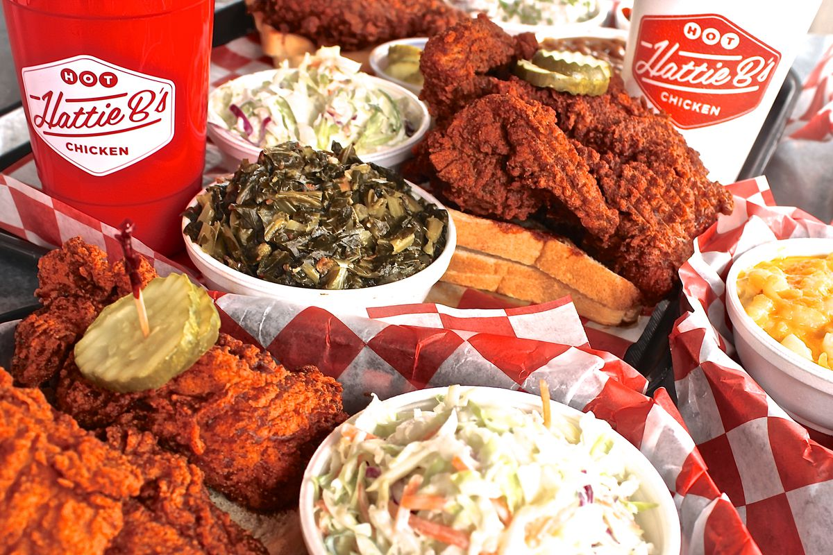 Hattie B's Hot Chicken Popping Up at SweetWater Brewery ...