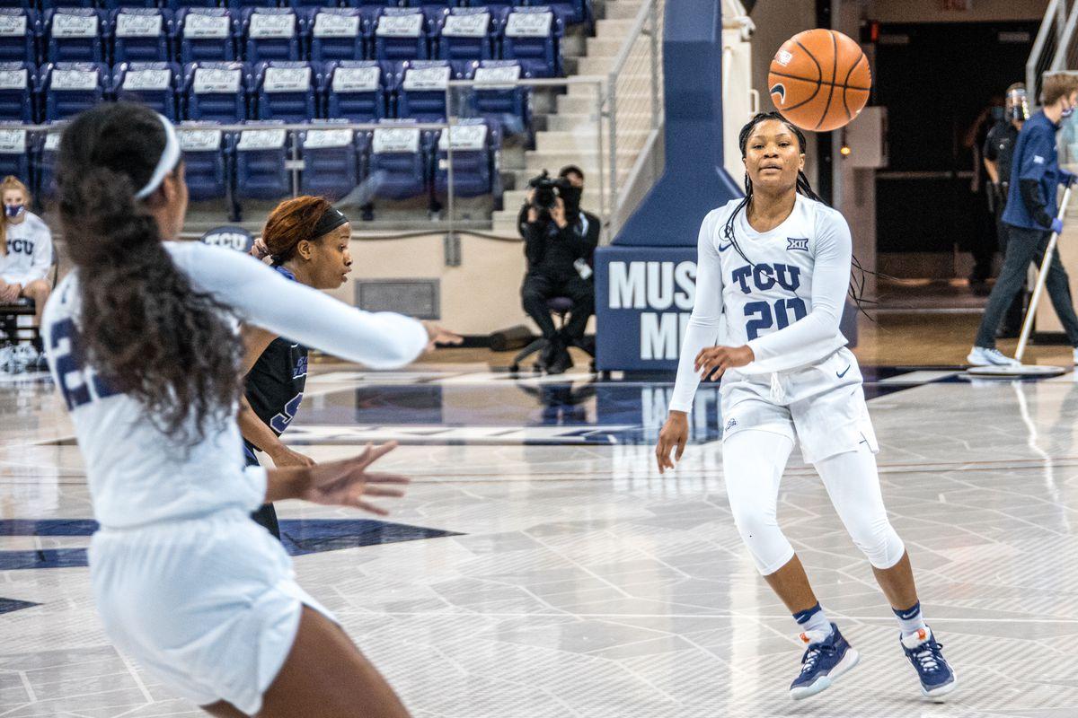 TCU Women's Basketball vs UCA (11.28.20)