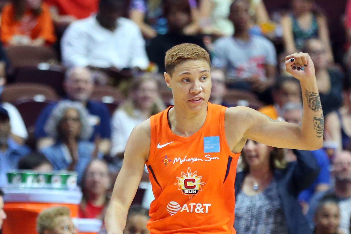 WNBA: JULY 06 Minnesota Lynx at Connecticut Sun