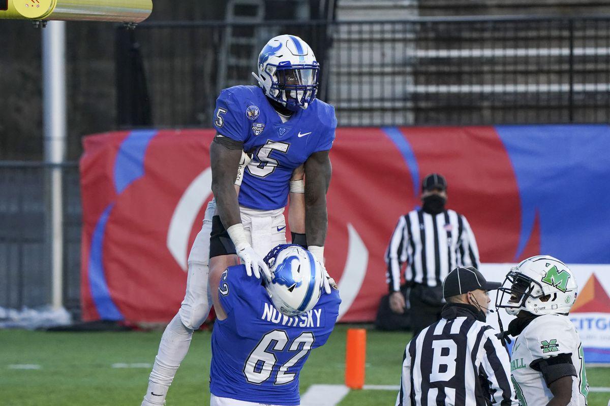 NCAA Football: Camellia Bowl-Marshall vs Buffalo