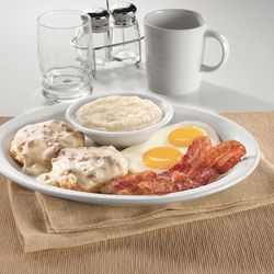 Southern Slam breakfast