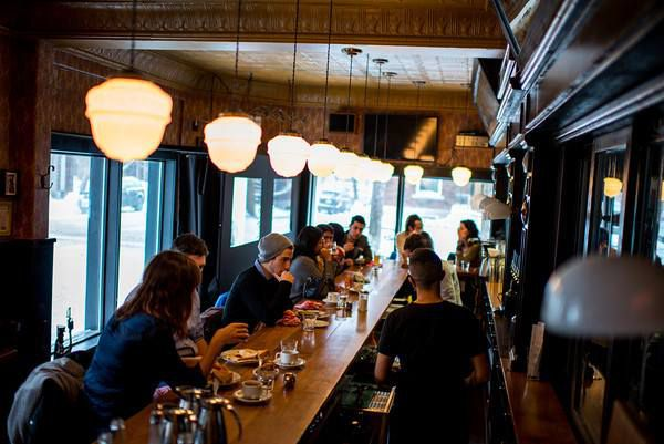 Where To Dine With A Group In Montreal Eater Montreal
