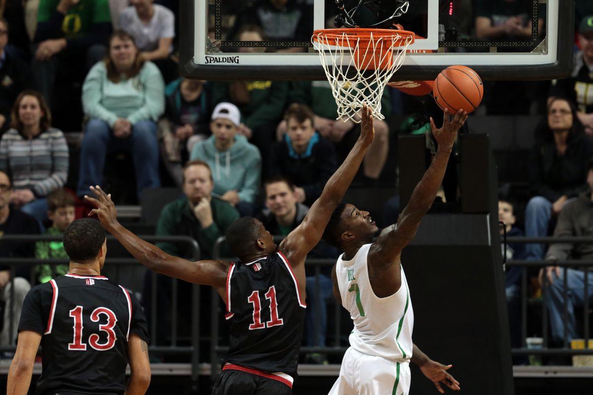 NCAA Basketball: Fresno State at Oregon