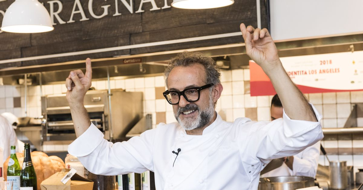 Chef Massimo Bottura Wants To Open New Restaurant In La