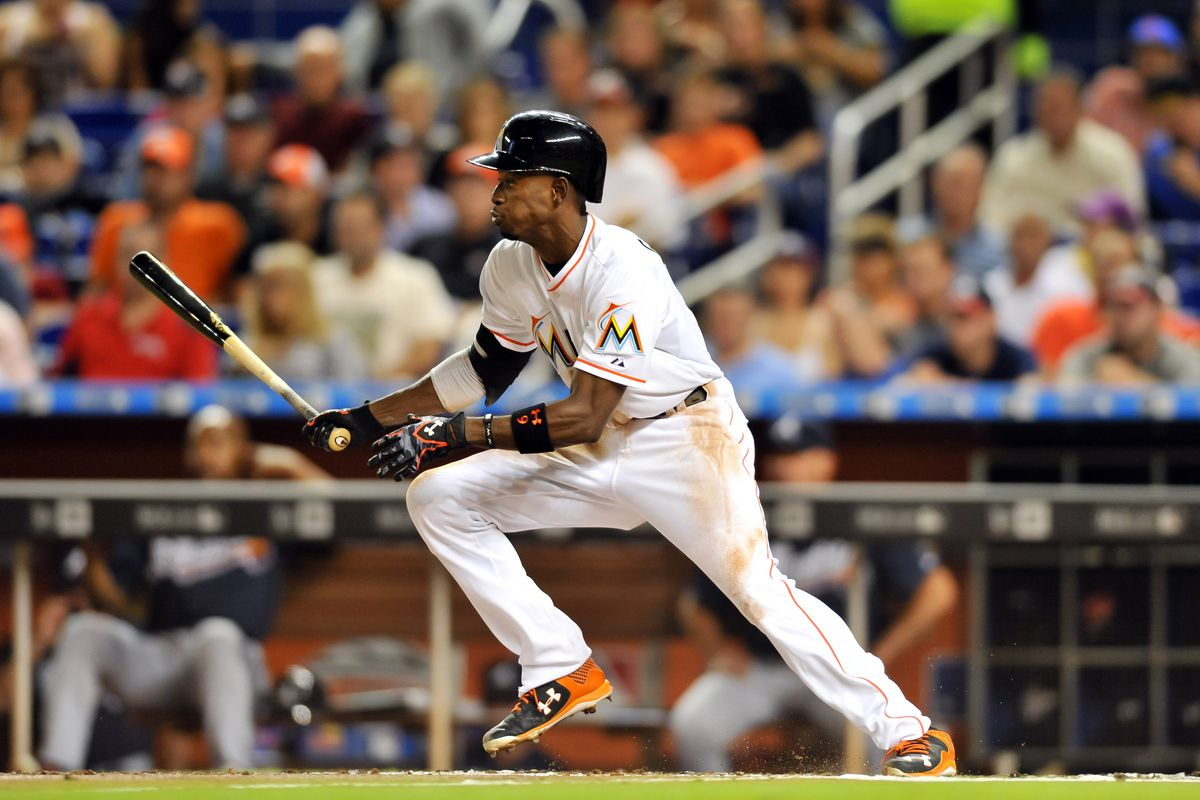 Dee Gordon is a beast in the average category, but doesn't even crack the top 40 in OBP.