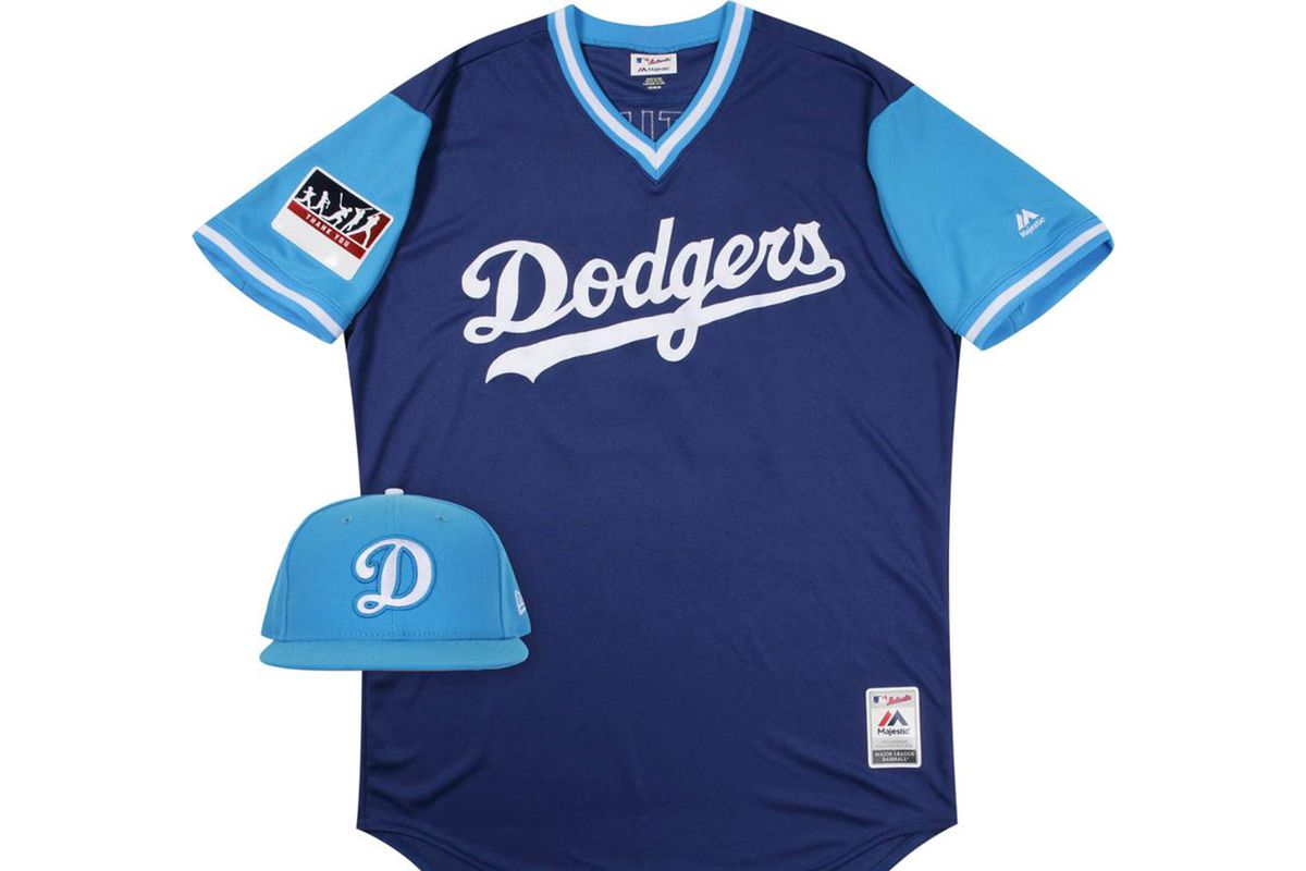 Dodgers unveil Players Weekend uniforms - True Blue LA 86baa37ae8b