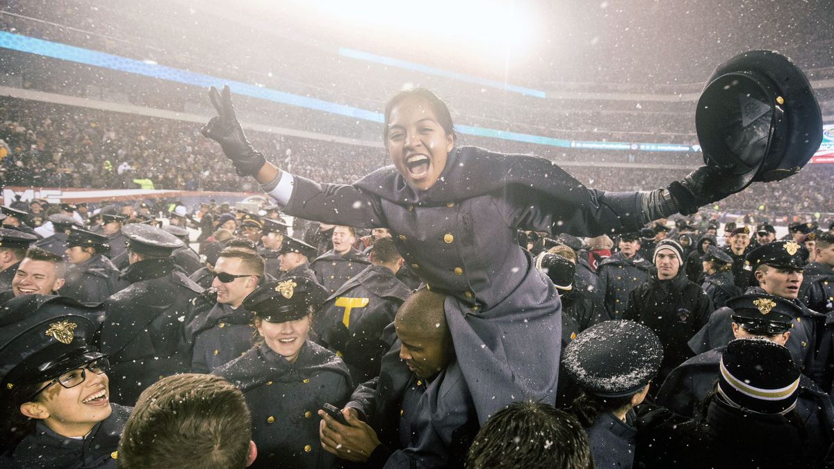 6f5f70cd3 Army-Navy game  College football s best rivalry is also its most ...
