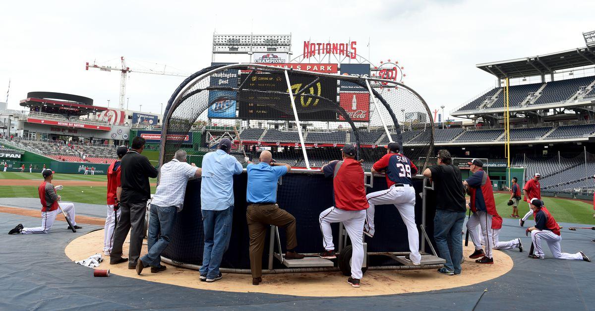 MLB-Philadelphia Phillies at Washington Nationals