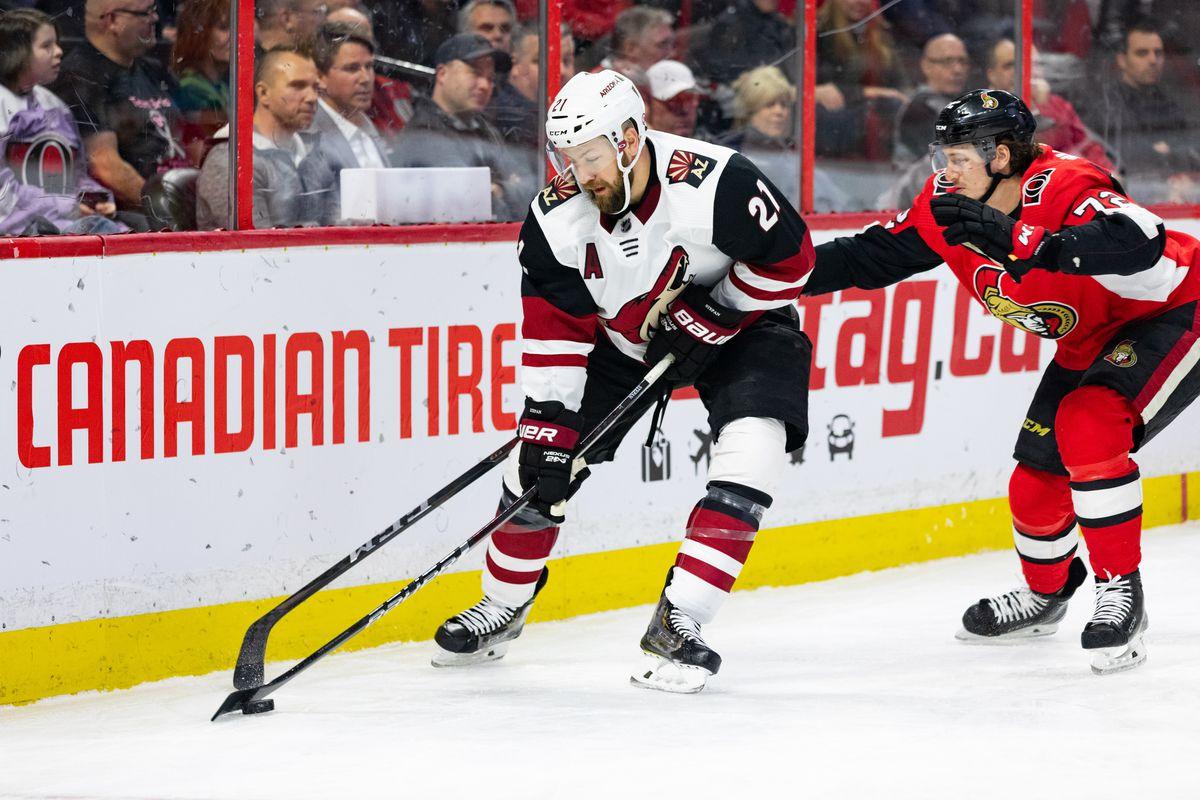 NHL: FEB 13 Coyotes at Senators
