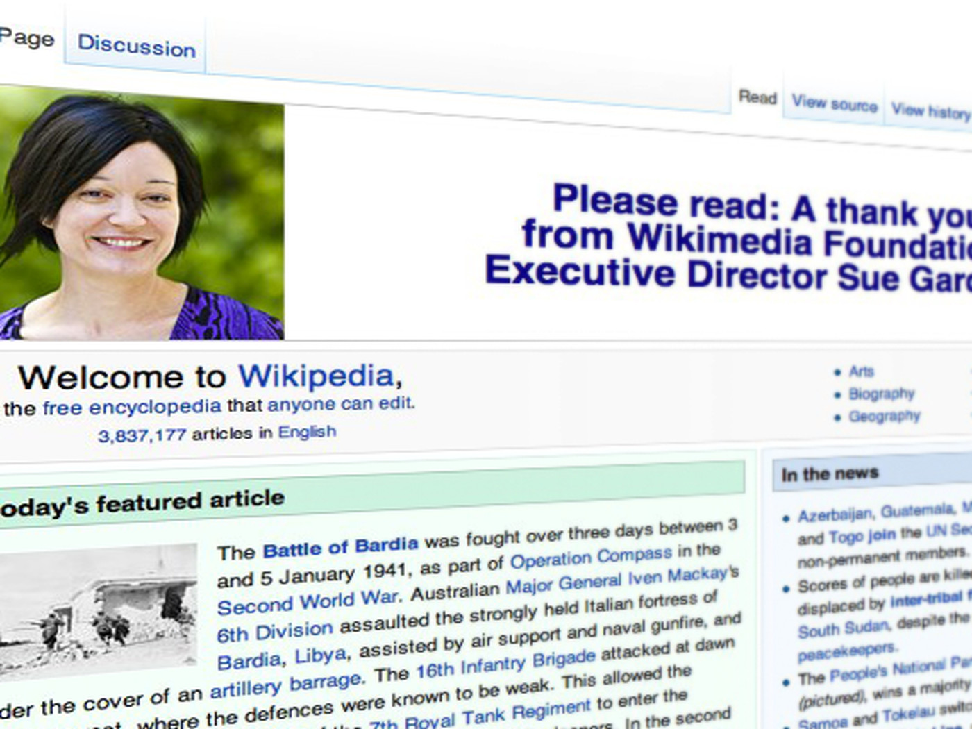 How Wikipedia deals with competing factual claims - The Verge