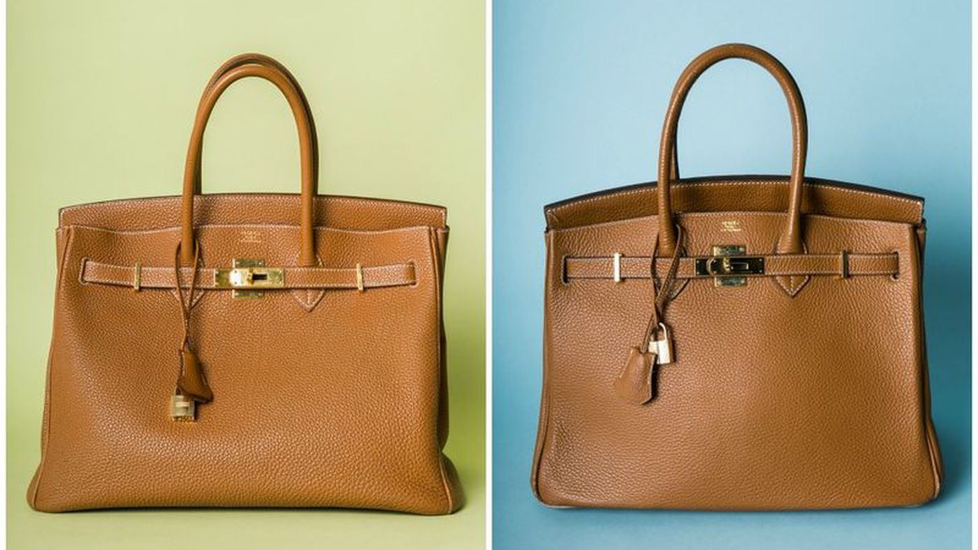 Here S How To Spot The Difference Between Real And Fake Designer Bags Racked