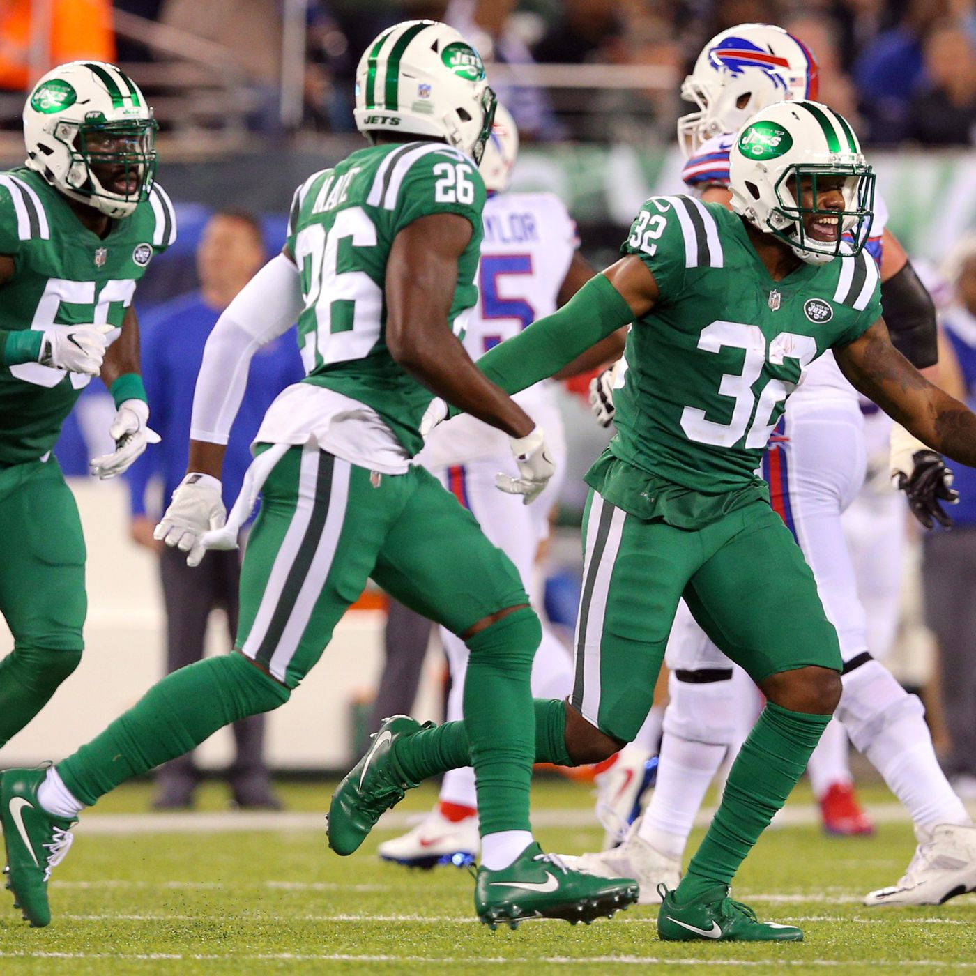 Jets Will Have New Uniforms In 2019 Gang Green Nation