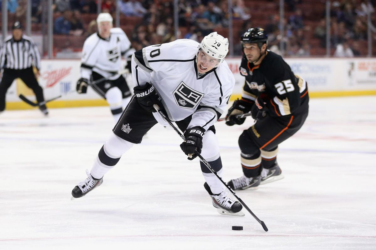 Tanner Pearson's superb play has filled the gaps left by Toffoli and Vey.