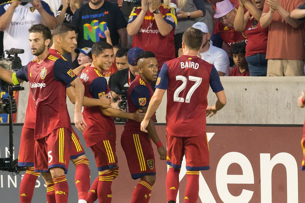 MLS: Montreal Impact at Real Salt Lake
