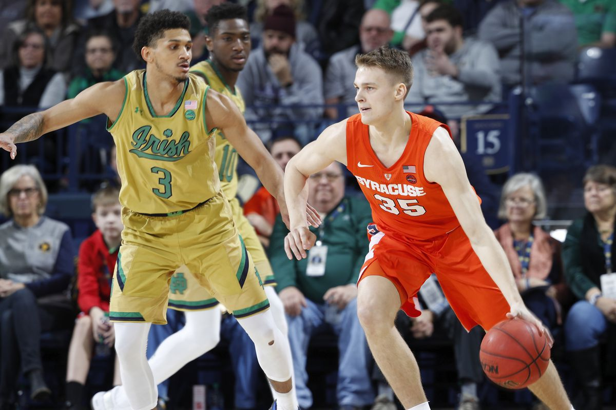 Syracuse Basketball Looks To Win Four Straight Acc Games For