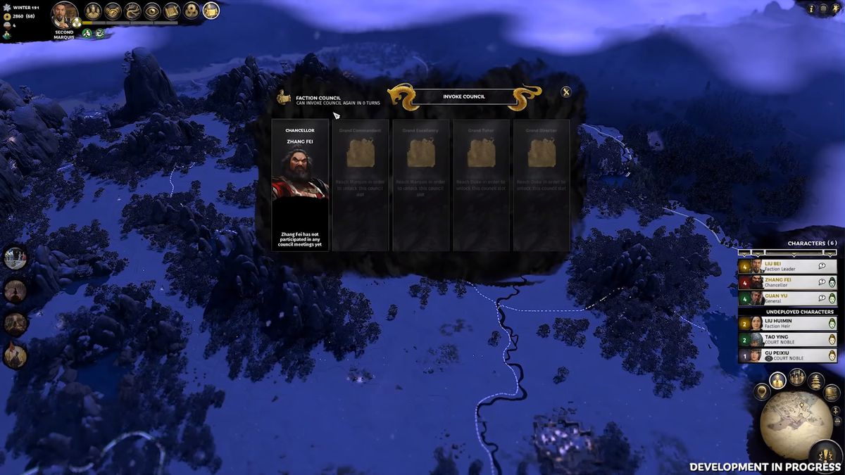 Total War: Three Kingdoms gets to the heart of feudal leadership