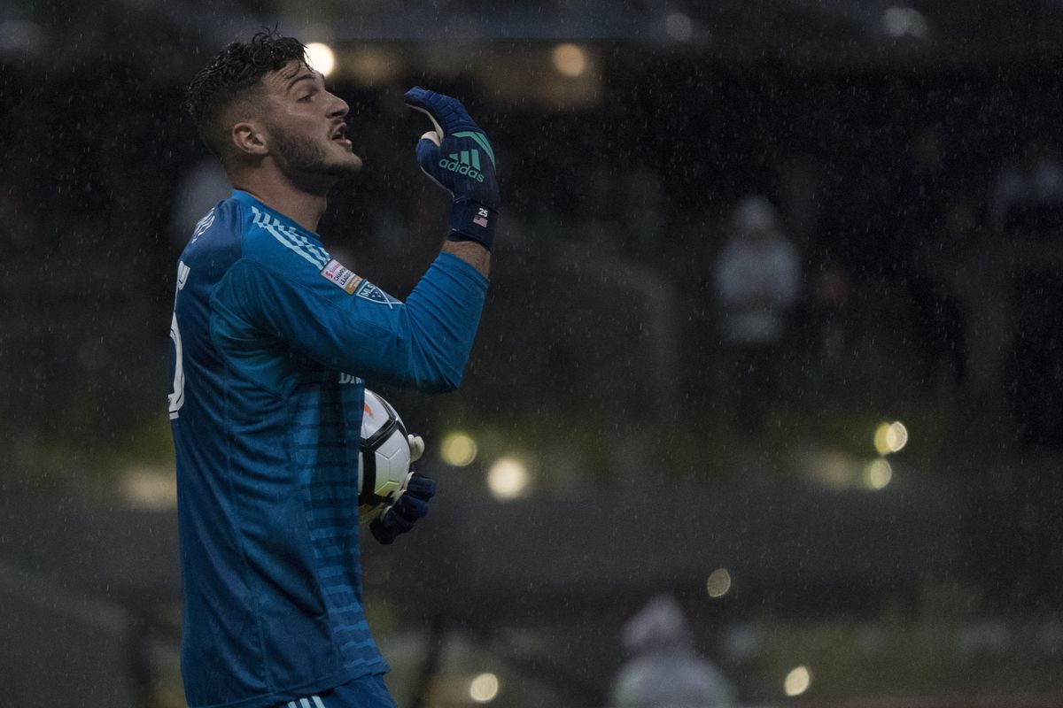d32cbc55ad2 Report  Club Brugge interested in American goalkeeper Alex Bono ...