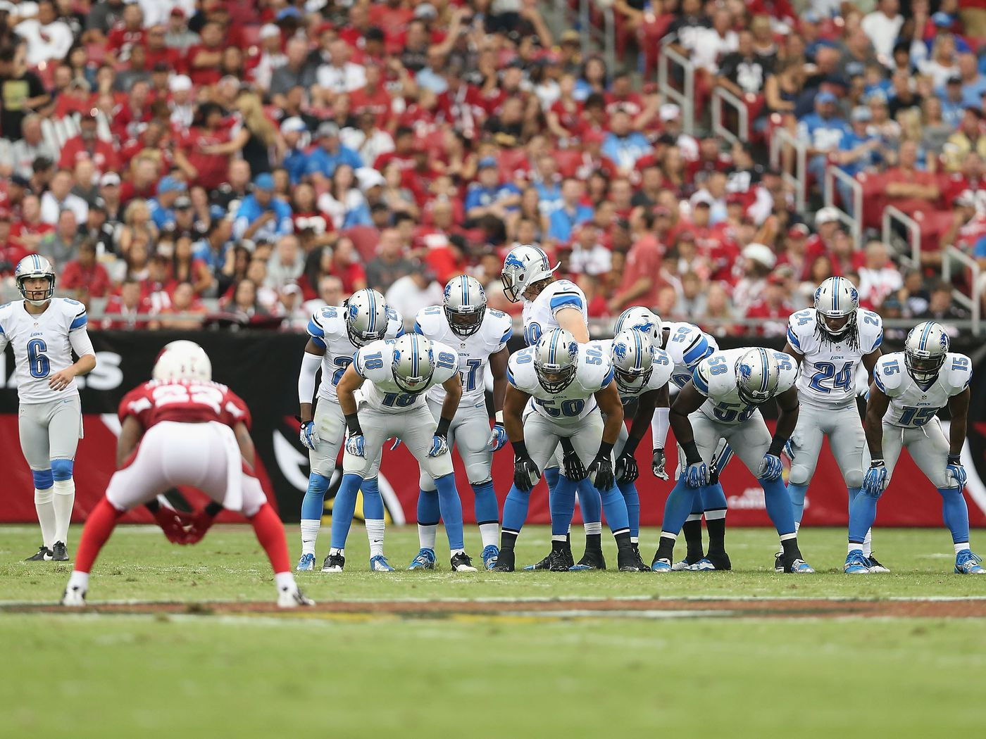2016 Detroit Lions Projected Depth Chart Pride Of Detroit