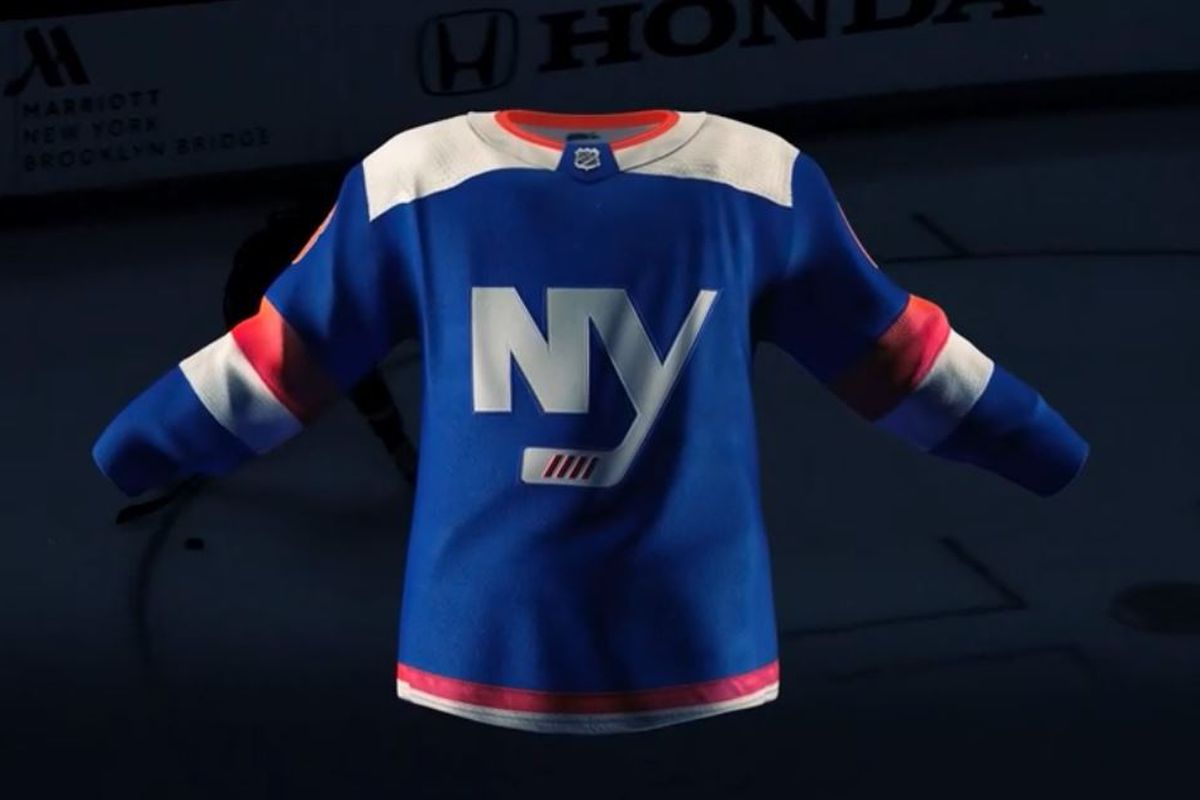 wholesale dealer 9660f c011a Stand Down: Islanders release new/old third jersey for 2018 ...