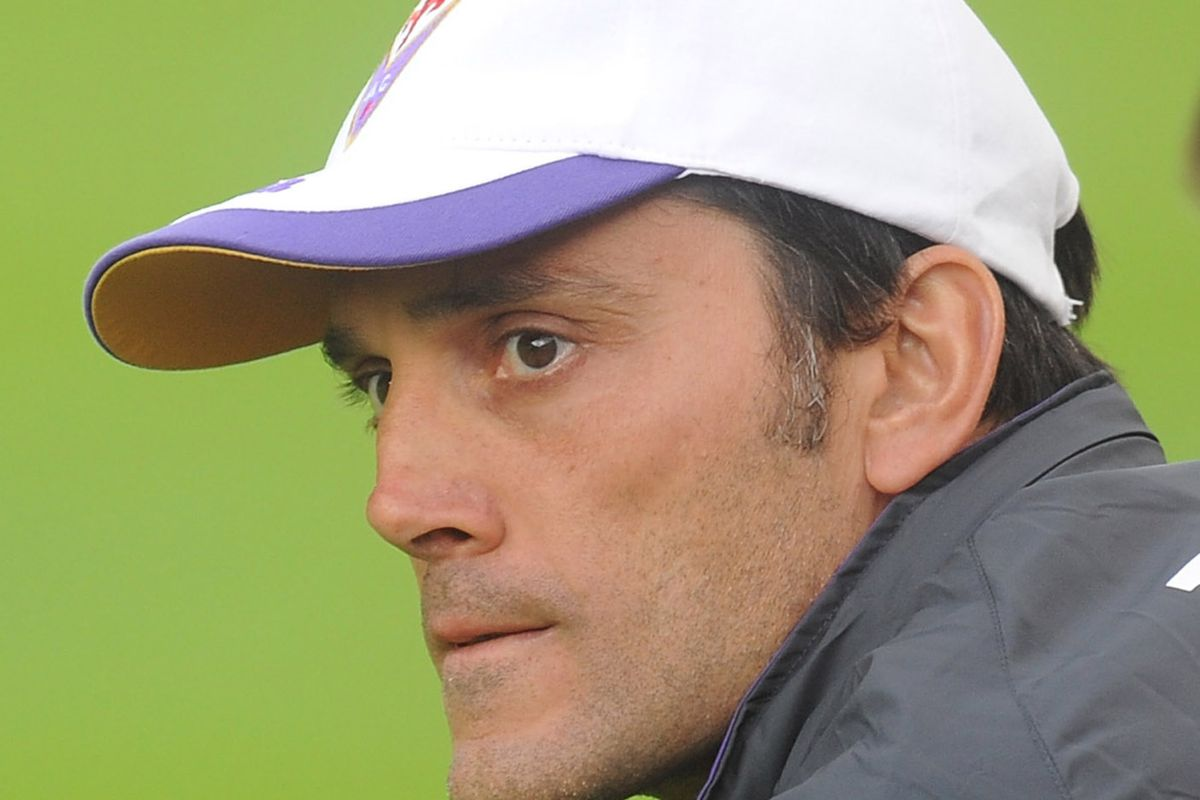 """""""Really hope they don't f*** up"""" -Montella. Photo"""
