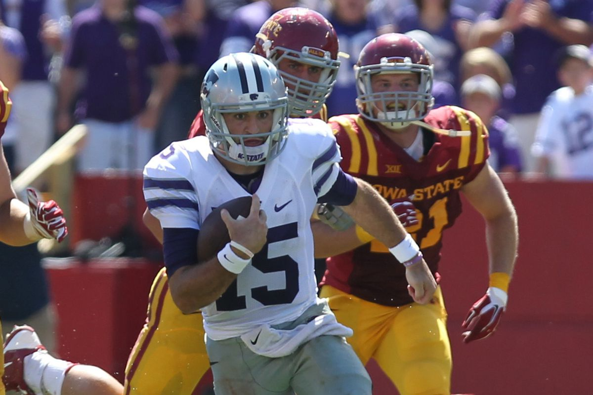 Can Jake Waters lead K-State to its first victory against a top 5 team since 2006?
