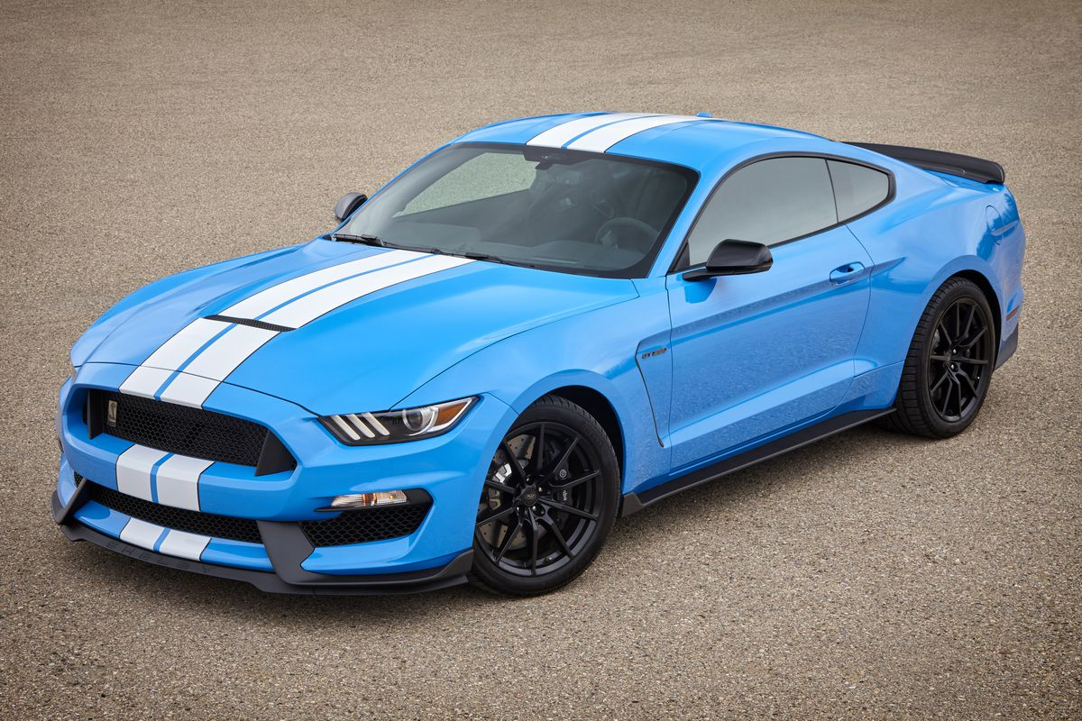 No word if you can lease-share a GT350 for track days.
